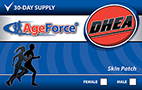 DHEA Supplement Patch