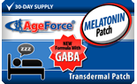 Melatonin Supplement Patch