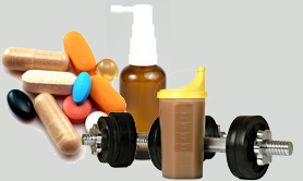 Pills, capsules, powders