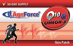 Coenzyme Q10 and Omega-3 Fatty Acids