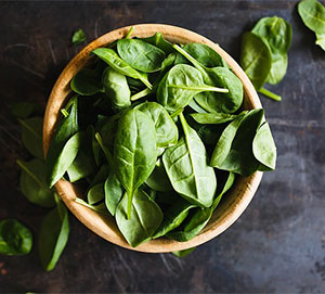Add some greens to your diet for good  health