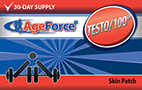 AgeForce Testosterone Booster Patch