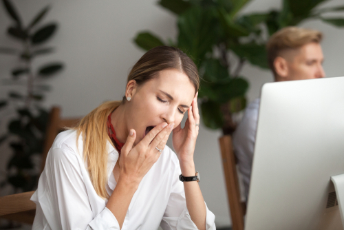 Fatigue is one of the most common low DHEA symptoms.