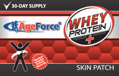 Whey Protein Patch
